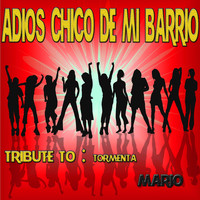 Mario - Adios Chico de Mi Barrio: Tribute to Tormenta