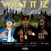 E-40 - What It Iz (feat. E-40 & Kree)