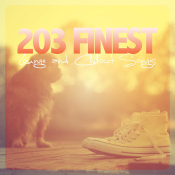 Various Artists - 203 Finest Lounge and Chillout Songs