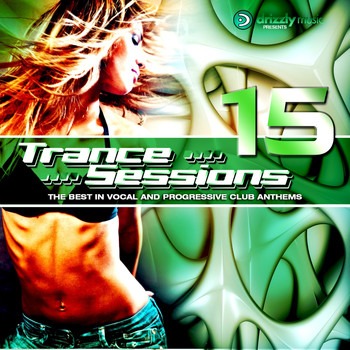 Various Artists - Drizzly Trance Sessions, Vol. 15