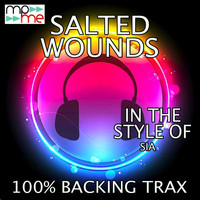 100% Backing Trax - Salted Wound (Originally Performed by Sia) [Karaoke Versions]