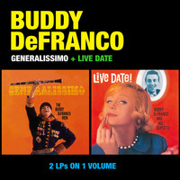 Buddy DeFranco - Generalissimo + Live Date