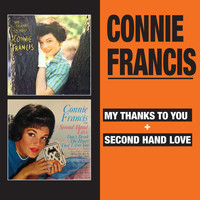 Connie Francis - My Thanks to You + Second Hand Love