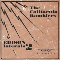 The California Ramblers - The California Ramblers (Edison Laterals 2)