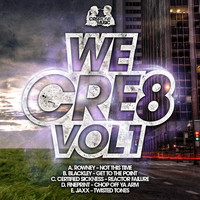 Various Artists - We Cre8 Vol 1
