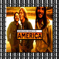 America - At WBCN Studios, 1972 (Remastered) [Live]