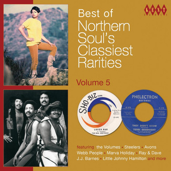 Various Artists - Best Of Northern Soul's Classiest Rarities Volume 5