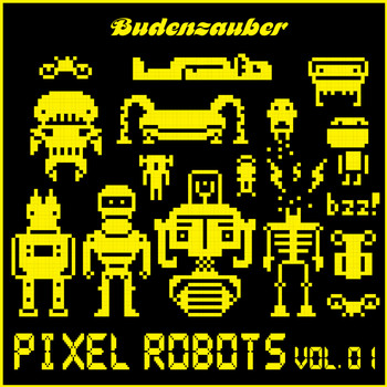 Various Artists - Pixel Robots, Vol. 1 (Explicit)