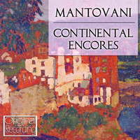 Mantovani - Continental Encores