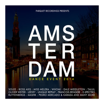 Various Artists - Amsterdam Dance Event 2014 - Pres. By Parquet Recordings