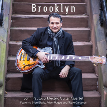 John Patitucci - Brooklyn (feat. John Patitucci Electric Guitar Quartet)