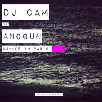 Dj Cam - Summer in Paris 2015 (feat. Anggun)