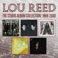 Lou Reed - The Studio Album Collection:1989-2000