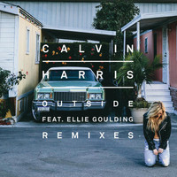 Calvin Harris feat. Ellie Goulding - Outside (Remixes)