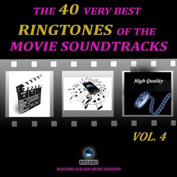 The 40 Very Best Ringtones of the Movie Soundtracks, Vol  4