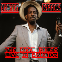 Gregory Isaacs - The Cool Ruler Live in Brixton