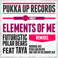 Futuristic Polar Bears - Elements of Me