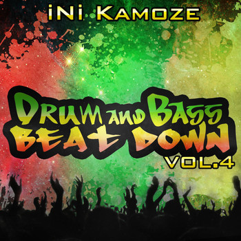 Ini Kamoze - Drum and Bass Beat Down Vol. 4
