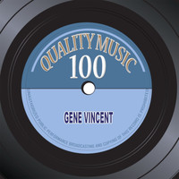 Gene Vincent - Quality Music 100
