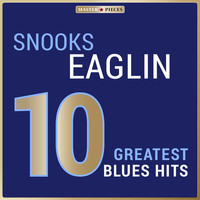 Snooks Eaglin - Masterpieces Presents Snooks Eaglin: 10 Greatest Blues Hits