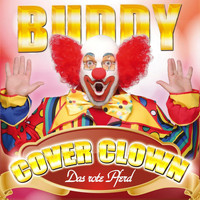 Buddy - Das rote Pferd (Cover Clown)