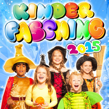 Various Artists - Kinder Fasching 2015
