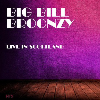 Big Bill Broonzy - Live in Scottland