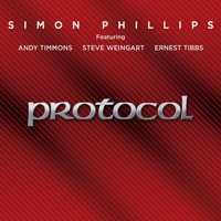 Simon Phillips - Protocol III