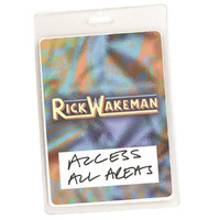 Rick Wakeman - Access All Areas - Rick Wakeman (Audio Version)
