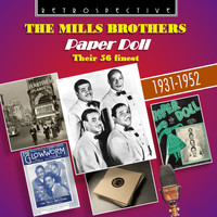 The Mills Brothers - The Mills Brothers: Paper Doll