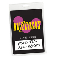 Buzzcocks - Access All Areas - Buzzcocks - Live 1990 (Audio Version)