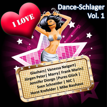 Various Artists - I Love Dance-Schlager Vol. 1