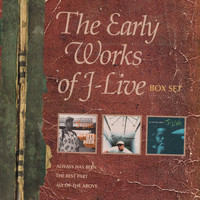 J-Live - The Early Works of J-Live (Box Set)