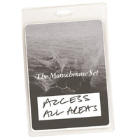 The Monochrome Set - Access All Areas - The Monochrome Set (Audio Version)