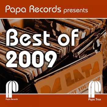 Various Artists - Papa Records Presents Best of 2009 (Explicit)