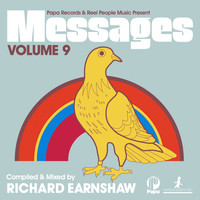 Richard Earnshaw - Papa Records & Reel People Music Present Messages, Vol. 9 (Compiled & Mixed by Richard Earnshaw)