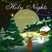 Alfred Deller - Holy Nights with Alfred Deller