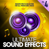 Merrick Lowell - Ultimate Sound Effects, Vol. 4