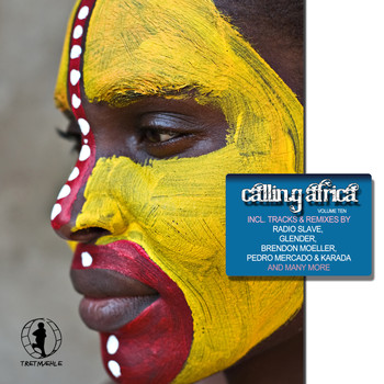 Various Artists - Calling Africa 10