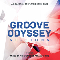 Groove Assassin - Groove Odyssey Sessions, Vol. 1
