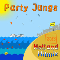 Party Jungs - Holland Hitmix 2013 (Radio Version)
