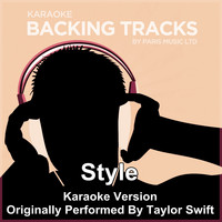 Paris Music - Style (Originally Performed By Taylor Swift) [Karaoke Version]