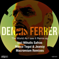 Dennis Ferrer - The World as I See It Remix EP