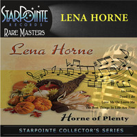 Lena Horne - Horne of Plenty
