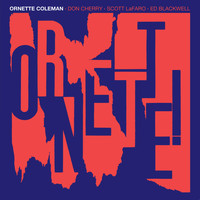 Ornette Coleman - Ornette! (feat, Don Cherry) [Bonus Track Version]
