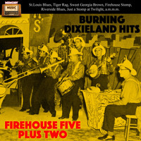 Firehouse Five Plus Two - Burning Dixieland Hits