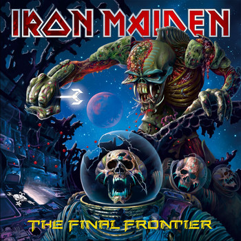 Iron Maiden - The Final Frontier (2015 Remaster)