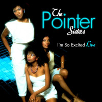 The Pointer Sisters - I'm So Excited - Live