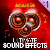 Merrick Lowell - Ultimate Sound Effects, Vol. 1