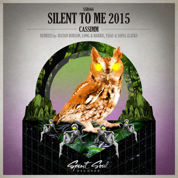 CASSIMM - Silent To Me 2015